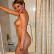 Cute Ex Girlfriend Caught in the Shower